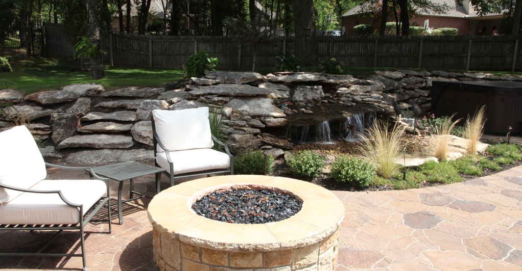 Tulsa fire pits designs and ideas for the perfect for Fire pit ideas outdoor living