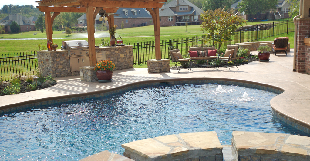 Tulsa pool builders list top reasons to have a pool for Top pool builders