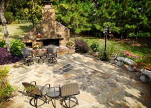 outdoor fireplaces tulsa