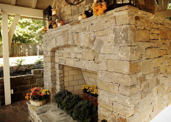 Puratron Fireplace Insert Part - 41: Marvelous Outdoor Fireplace Tulsa Part - 14: Fireplace 4.jpg Source · Tulsa  Outdoor