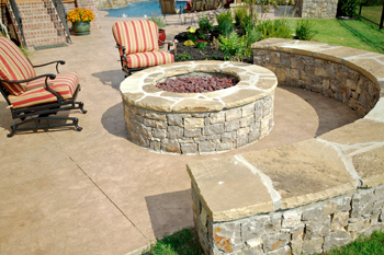 outdoor fire pits tulsa