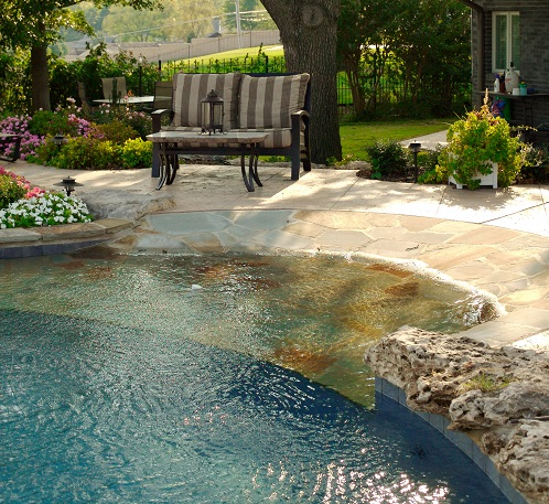Top tulsa pool design trends for 2015 outdoor living for Pool design okc