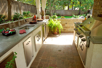 outdoor kitchens tulsa