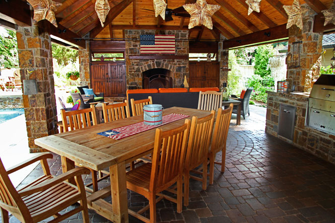 5 cooking tips to break in your tulsa outdoor kitchen