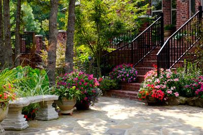 container garden tulsa patios