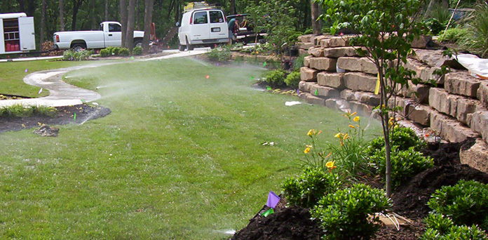 oklahoma-landscape-Sprinkler Repair 2