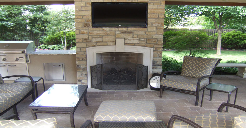 Oklahoma_Landscape_Outdoor_Fireplace