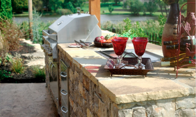 Tulsa Outdoor Environments and Kitchens