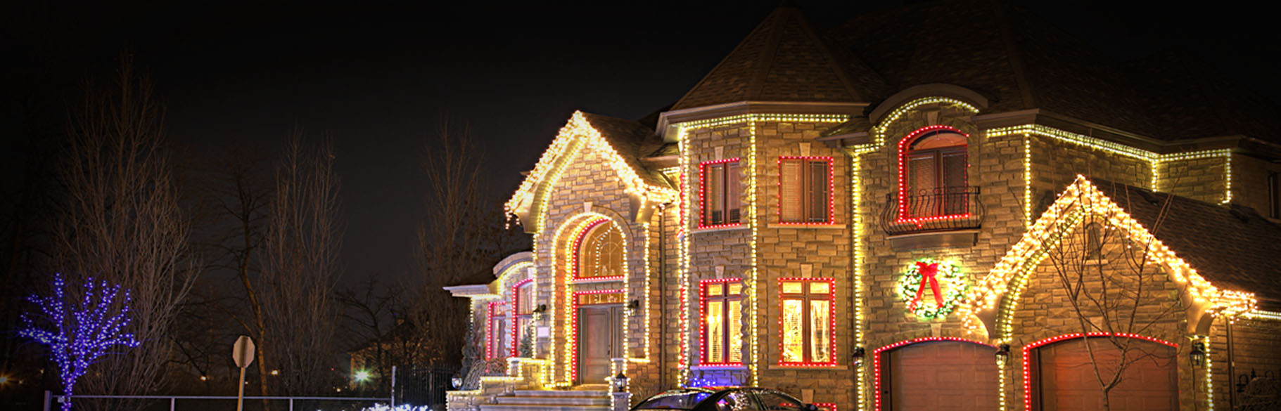 Holiday Lighting Tulsa